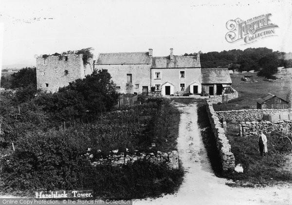Arnside, Hazelslack Tower c.1930