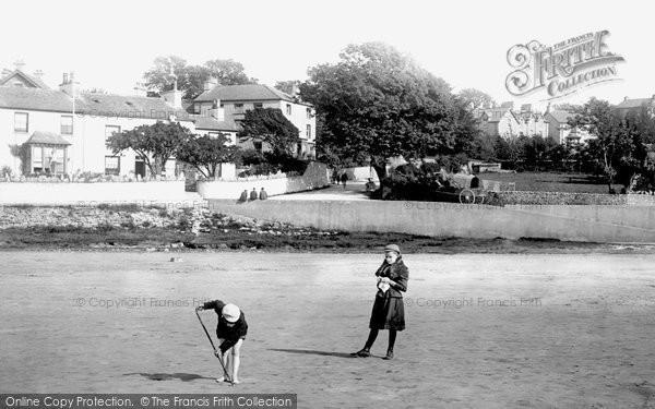 Arnside, The Beach 1894