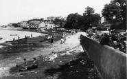 Arnside, The Shore c.1930