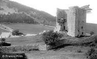 Arnside, Tower And Knott 1894