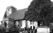 Arreton, St George's Church 1890