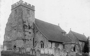Arreton, St George's Church c.1900