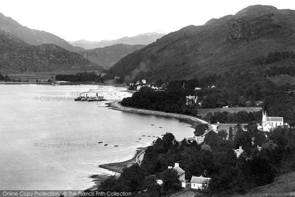 Arrochar, 1901