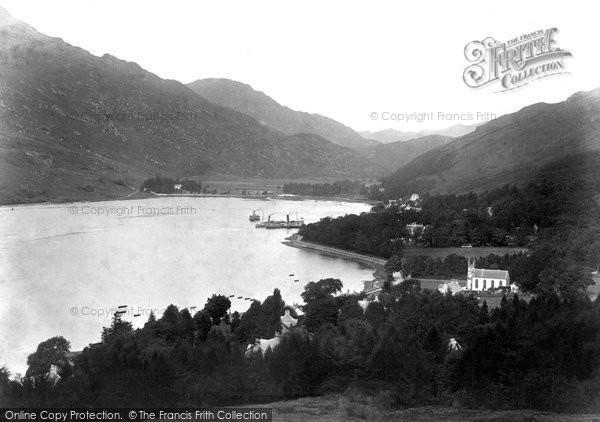 Arrochar, Arrochar 1901