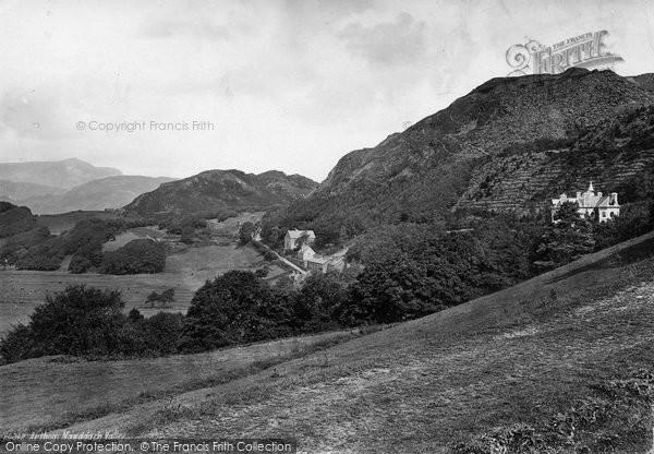 Arthog, Mawddach Valley 1888