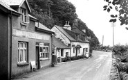 Arthog, The Village c.1960