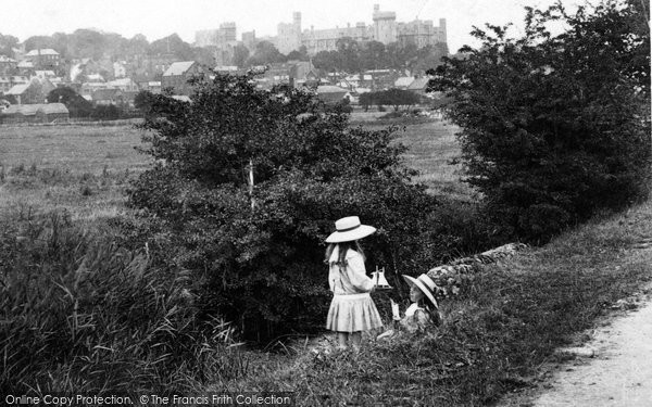 Arundel, Carefree Days 1906