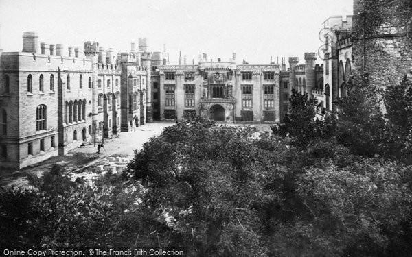 Arundel, Castle 1890