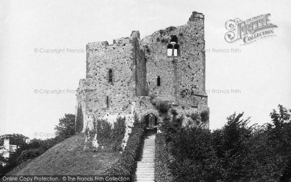 Arundel, Castle 1899