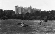Arundel, Castle 1908