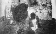 Arundel, Castle Keep 1886
