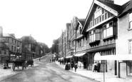 Arundel, High Street 1906