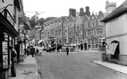 Arundel, High Street 1928