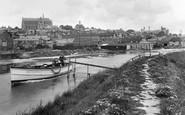 Arundel, River Arun 1928