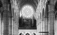 Arundel, St Philip Neri Roman Catholic Church Interior 1898