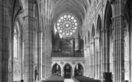 Arundel, St Philip Neri Roman Catholic Church Interior 1928