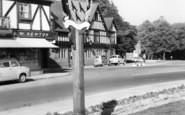 Arundel, Town Coat Of Arms c.1960