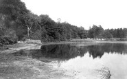 Ascot, Englemere Pond 1901
