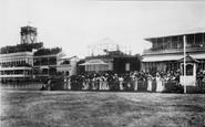 Ascot, Grandstand 1901