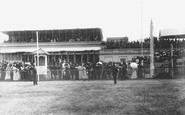 Ascot, Grandstand c.1900