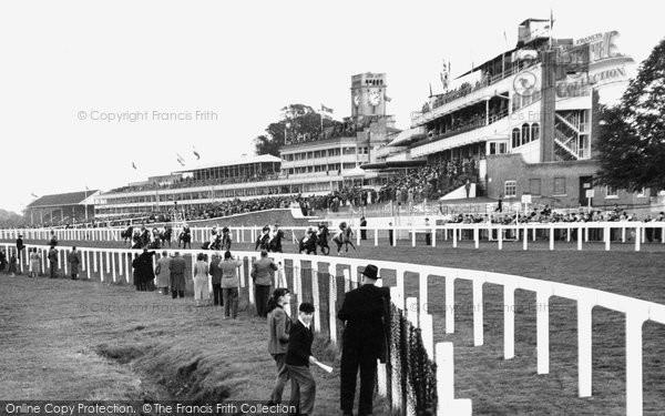 Ascot, Grandstand c.1960