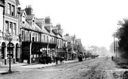Ascot, Post Office 1903