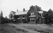 Ascot, Priory, The Hermitage 1901