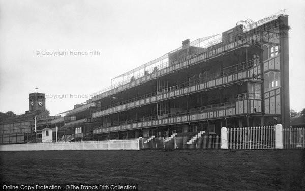 Ascot, Racecourse Grandstand 1934