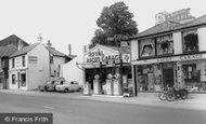 Ascot, Royal Ascot Garage c.1960