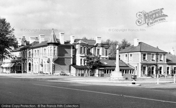 Ascot, Royal Ascot Hotel c.1955