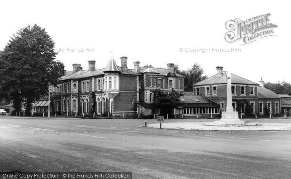 Ascot, Royal Ascot Hotel c.1965