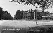 Ascot, Royal Hotel Crossroads c.1955