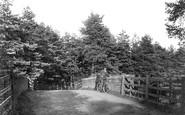 Ascot, Swinley Road Bridge 1906