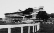 Ascot, The Grandstand c.1960