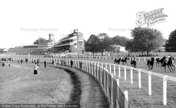 Ascot, The Racecourse c.1960