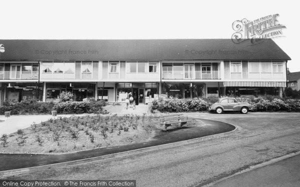 Ascot, Warren Row c.1965