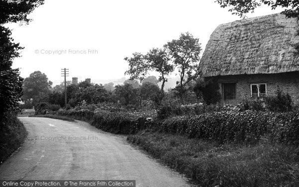 Ascott Under Wychwood, 1950