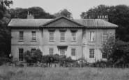 Asfordby, Asfordby Hall c.1955