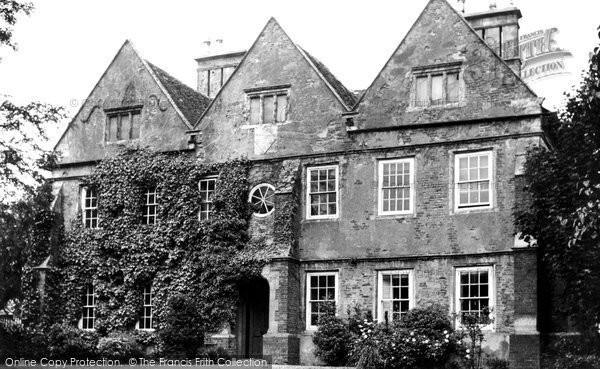 Asfordby, The Old Hall c.1960