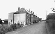 Ash, Chequers Lane c.1955
