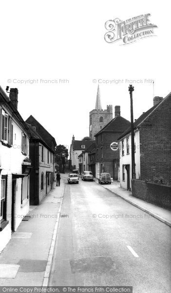 Ash, High Street c.1965