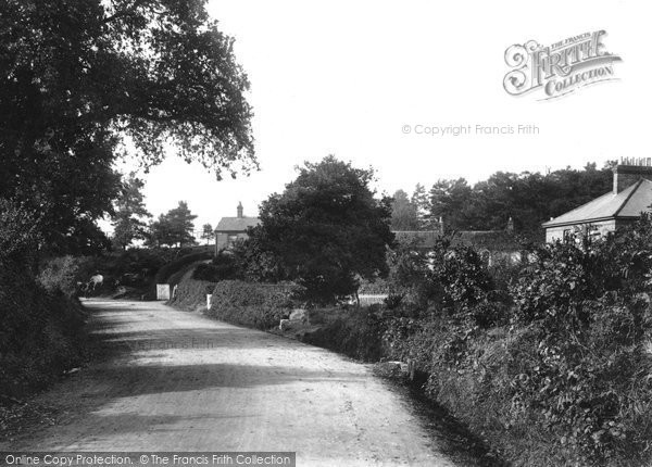 Ash, Hill Side 1906