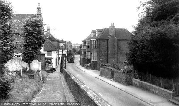 Ash, The Village c.1965