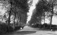 Ash Vale, Lysons Road 1908