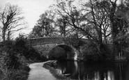 Ash Vale, Mytchett Bridge 1905
