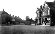 Ash Vale, Shawfield Road 1908