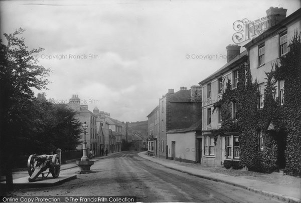 Ashburton, East Street 1907