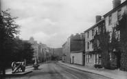 Ashburton, East Street 1907