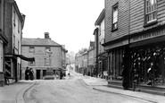 Ashburton, East Street 1913