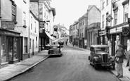 Ashburton, East Street c.1955